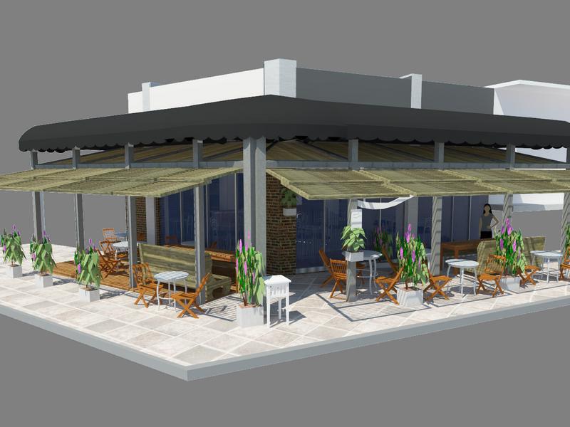 Καφέ -μεζεδοπωλείο Καλαμαριά (3)